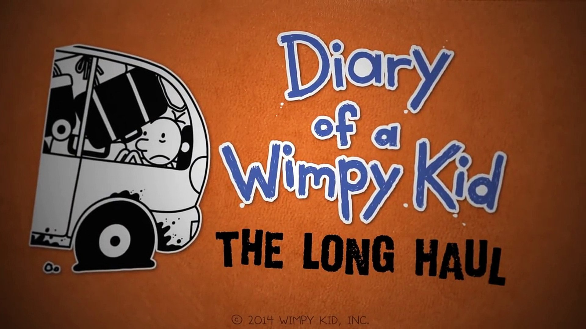Diary Of A Wimpy Kid The Long Haul By Jeff Kinney Video Dailymotion