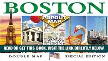 [READ] EBOOK Boston Popout Map: Greater   Downtown Boston, Beacon Hill, Harvard Square, Subway