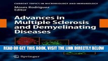 [FREE] EBOOK Advances in Multiple Sclerosis and Experimental Demyelinating Diseases (Current