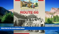 Ebook deals  Portrait of Route 66: Images from the Curt Teich Postcard Archives  Most Wanted
