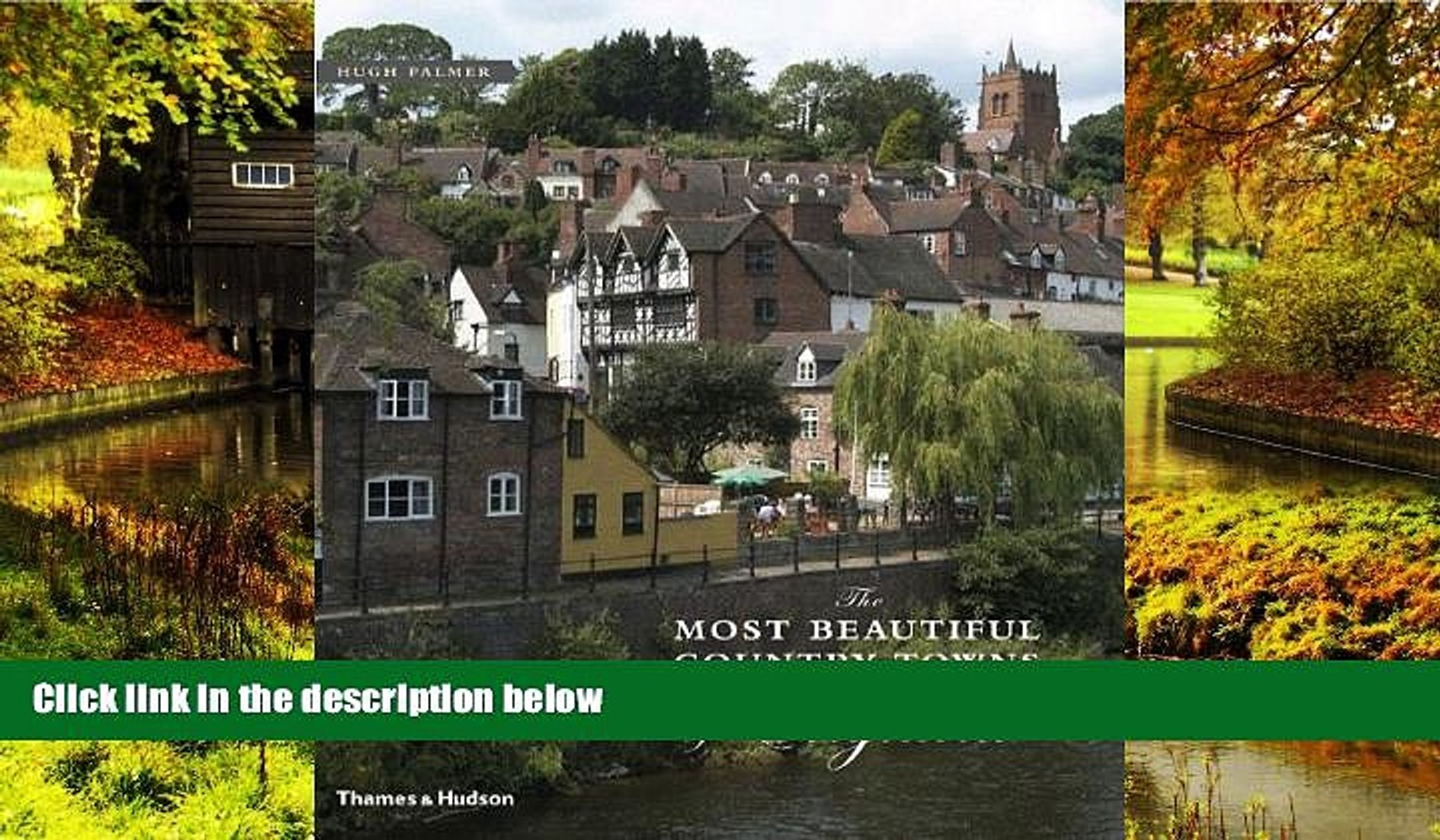 Must Have  The Most Beautiful Country Towns of England (Most Beautiful Villages Series)  Most Wanted