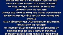 Tellement Belle - Petrodollars feat Barack Adama & Lefa Paroles