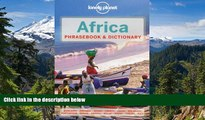 Must Have  Lonely Planet Africa Phrasebook   Dictionary (Lonely Planet Phrasebook and Dictionary)