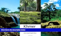 Must Have  Khmer-English/ English-Khmer (Cambodian) Dictionary   Phrasebook (Khmer Edition)  Buy Now