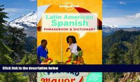 Ebook deals  Lonely Planet Latin American Spanish Phrasebook   Dictionary (Lonely Planet
