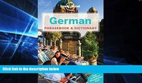 Must Have  Lonely Planet German Phrasebook   Dictionary (Lonely Planet Phrasebook and Dictionary)