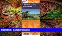 READ THE NEW BOOK AAA Central States / Provinces: Arkansas, Colorado, Illinois, Iowa, Kansa,