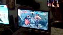 Tekken Tag 2 - Omar (Dragunov/Lars) vs Jay (Feng/Hwoarang) 01