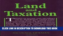 [PDF] Land and Taxation (Georgist Paradigm series) Popular Online
