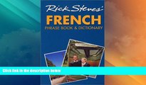 Deals in Books  Rick Steves  French Phrase Book and Dictionary  Premium Ebooks Online Ebooks