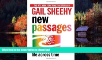 Best books  New Passages: Mapping Your Life Across Time