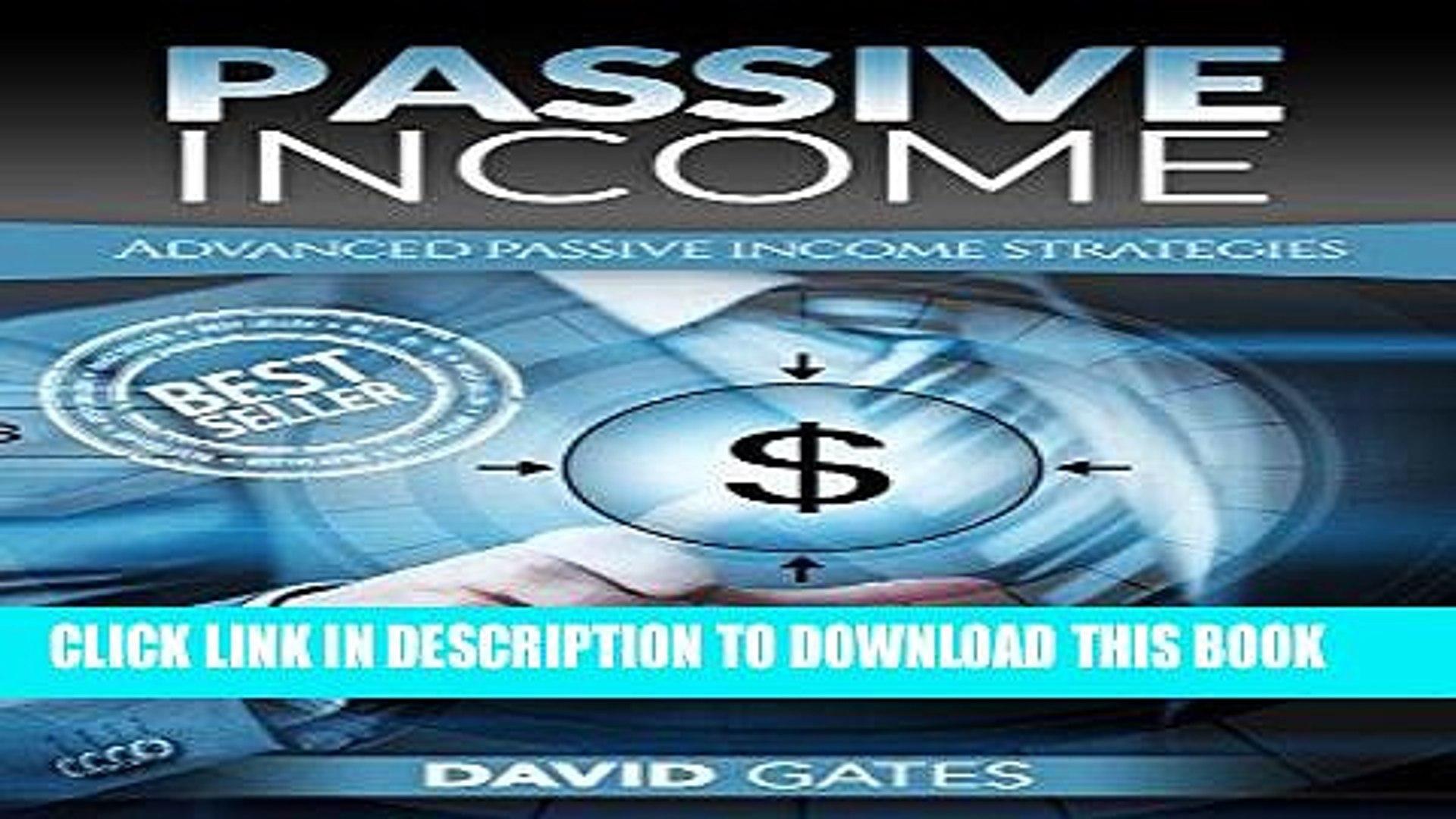 [PDF] Passive Income: Advanced Passive Income Techniques (Multiple Passive Income Streams, Quit