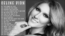 CELINE DION- Greatest Hits Full Album 2015 - 30 Biggest Songs Of Celine Dion