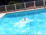 video piscine st raphael 2007