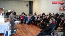 Guipavas (29). Pasqualino Fracasso invité d'honneur du Salon d'automne