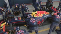 F1 - That's why the pit stop is so fast