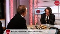 """""""Les écologistes font beaucoup plus de politique que d'écologie"""" Luc Ferry (07/11/2016)"""