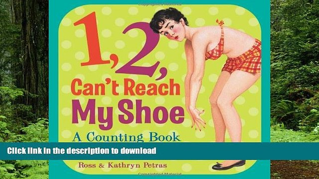 liberty book  1, 2, Can t Reach My Shoe: A Counting Book for the Middle-Aged online to buy