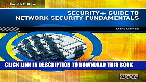 [PDF] FREE LabConnection on DVD for Security+ Guide to Network Security Fundamentals [Read] Online