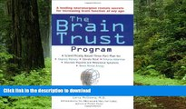 Best book  The Brain Trust Program: A Scientifically Based Three-Part Plan to Improve Memory,