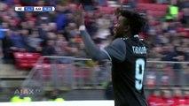 Le brillant enchaînement de Bertrand Traoré avec l'Ajax !