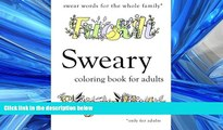 eBook Here Sweary Coloring Book: Swear Words Coloring Book with Swearing