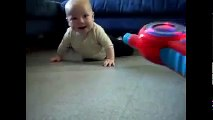 Funny Baby Babies Boy Learning To Crawl Friday Funny Baby Video Youtube Funny Babies 009 009