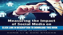 [PDF] FREE Measuring the Impact of Social Media on Business Profit   Success: A Fortune 500