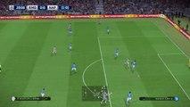 Winning Eleven 2017 UEFA CL 2nd round 2nd legレアルマドリード vs ナポリ