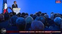 REPLAY - Sénat 360 : Fichier TES : Il y aura un débat parlementaire / Candidature Macron : Ses proches ménagent le suspense / Collectivités locales : Enjeu de campagne (08/11/2016)