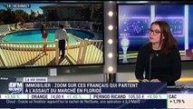 Marie Coeurderoy: Les Français partent à l'assaut du marché immobilier en Floride - 07/11