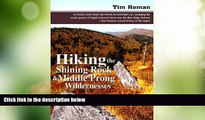 Big Deals  Hiking the Shining Rock and Middle Prong Wildernesses  Best Seller Books Most Wanted
