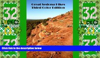 Big Deals  Great Sedona Hikes Third Color Edition: The 26 Greatest Hikes in Sedona Arizona  Best