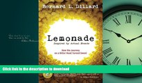 Read book  Lemonade: Inspired By Actual Events online to buy