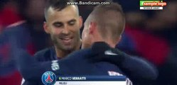 Marco Verratti Goal HD - Paris Saint-Germain 4-0 Stade Rennais - 06-11-2016 HD