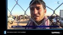 Irak : Une mère et sa fille échappent à l'Etat Islamique, leurs retrouvailles émouvantes (Vidéo)