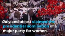 5 most memorable moments from Clinton's presidential run