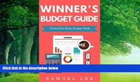 Big Deals  How To Budget: Winner s Budget Guide CherryTree Style(how to budget money,budgeting