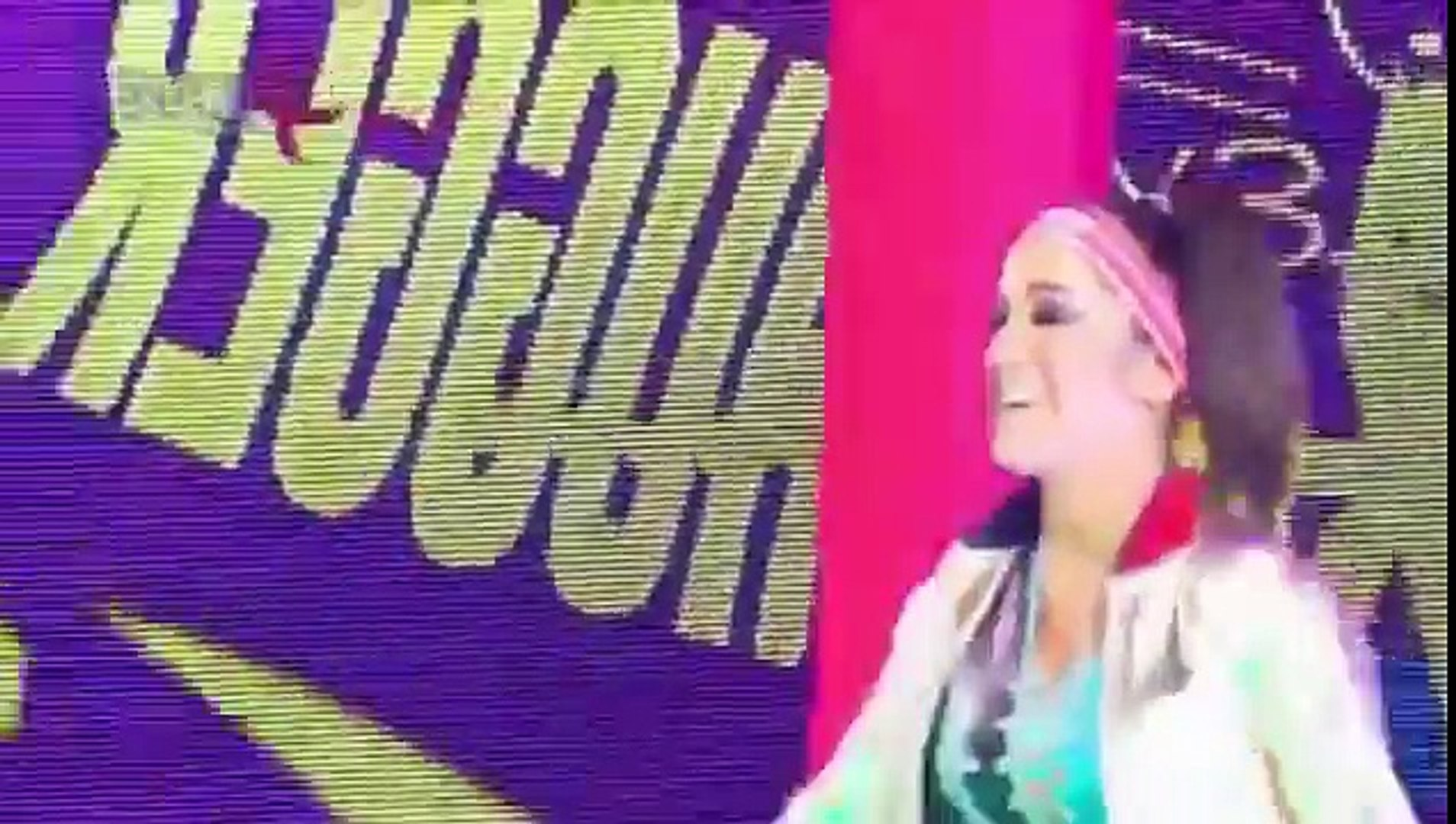 Bayley vs Dana Brooke Full Match - WWE Hell in a Cell 30 October 2016 Full Show HD
