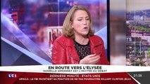 """Danielle Simonnet : """"C'est la fin de la vie politique qui s'arrête à la vie des partis politiques !' - LCI - 07/11/2016"""