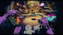 Sous l'océan - La petite Sirène