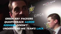 Aaron Rodgers calls out Packers teammates after unacceptable loss