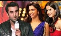 Ranbheer staement about dapeeka and katreena  pakistani dramas indian dramas films bin roey drama sanaam drama dewana drama r