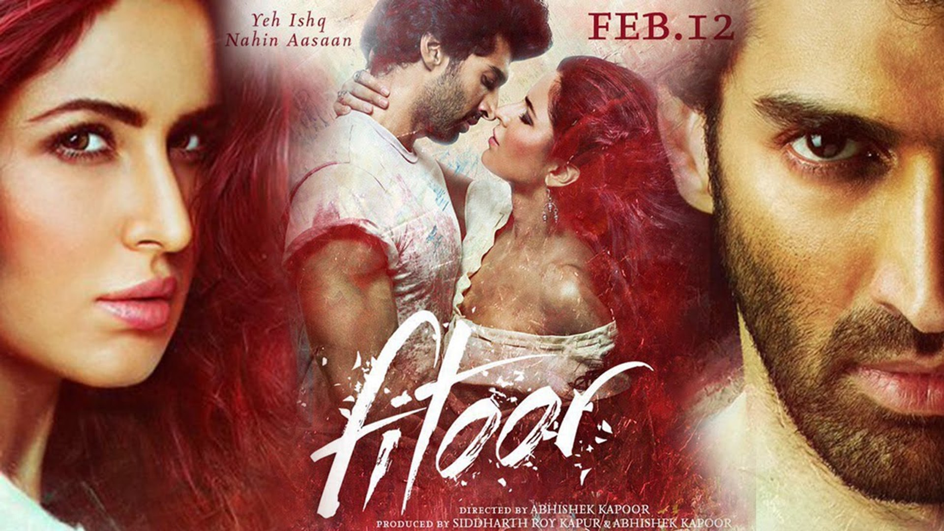 Fitoor (2016) Bollywood movie - Part 2