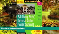 Must Have  Econoguide  00, Walt Disney World, Universal Studios Florida, Sea World: And Other