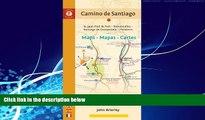 Books to Read  Camino de Santiago Maps - Mapas - Cartes: St. Jean Pied de Port - Roncesvalles -