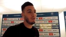 """Bensebaini :"""" J'espère vite revenir en équipe nationale """""""