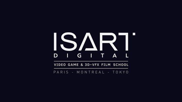 Présentation Officielle ISART DIGITAL