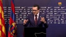 """Josep Vives: """"Hemos actuado con total transparencia en el caso Neymar"""""""