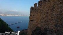 Alanya Gezilecek Yerler - Alanya Kalesi Tarihi Ana Giriş Kapısı